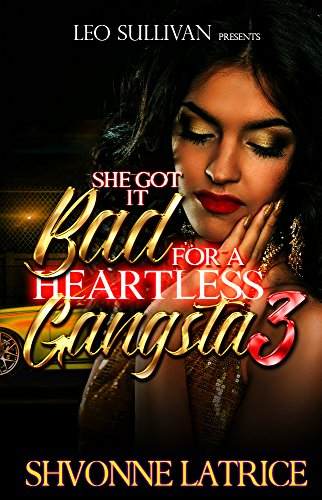 She Got It Bad for a Heartless Gangsta 3 cover