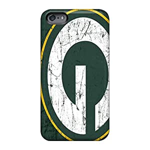 Apple Iphone 6 Plus AMm9580eNai Unique Design Vivid Green Bay Packers Series Perfect Hard Phone Covers -ZabrinaMcVeigh
