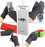 2 Pairs Arthritis Gloves, Compression Gloves for