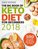 Bargain eBook - The Big Book of Keto Diet for Beginners