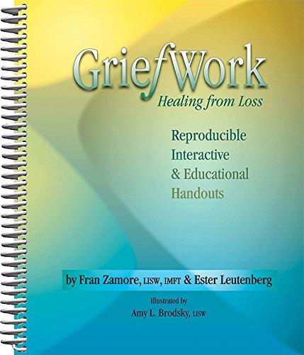 GriefWork: Healing from Loss - Handbook Recovery