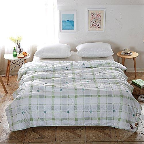 Naturety Thin Comforter For Summer Lightweight Bed Quilt