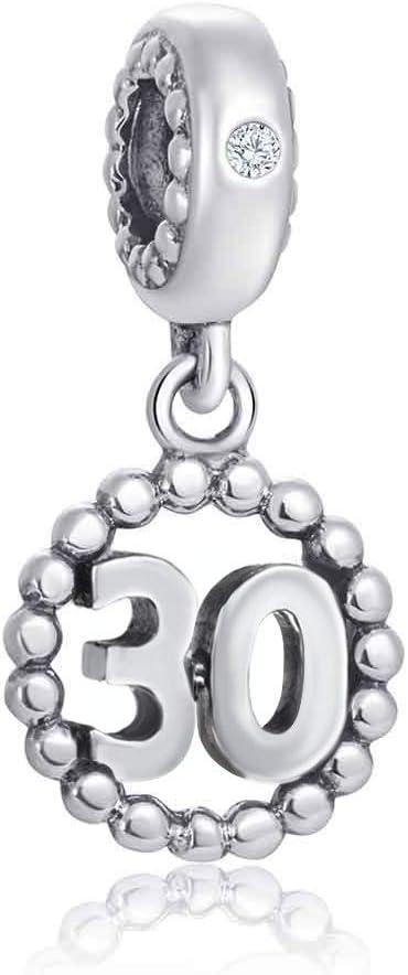 charms 30 anni pandora