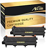 brother to 450 toner - Arcon 2 Packs Compatible for Brother TN450 TN-450 TN420 TN-420 Toner Cartridge HL 2270dw HL 2270dw MFC 7360n 7860dw 7460dn 7860 DCP 7065dn HL-2240 HL2270dw HL-2280dw MFC-7860dw DCP-7065dn Printer Ink