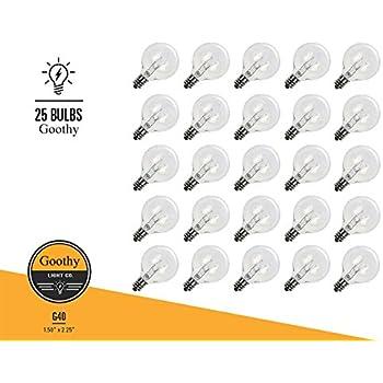 Amazon Com Austin Light Co Pack Of 25 Glass Globe