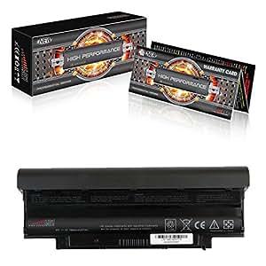 LB1 High Performance 7800mAh Battery for Dell Inspiron 17R(N7110) 17R(N7010) 13R(N3010) 15R(N5010) Fits J1KND