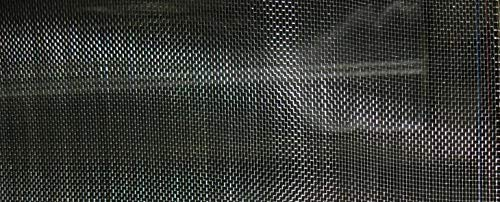 KathShop Thicker Style Cheap, Sturdy, Metal Wire mesh net,304 Stainless Steel Wire Screens, Anti-Mosquito, Sun, fire Protective net by KathShop