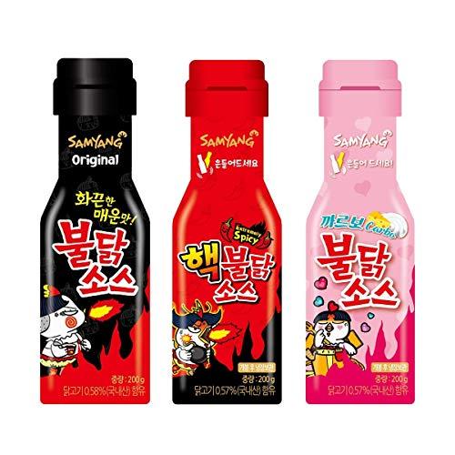 Fire Hot Sauce - 3