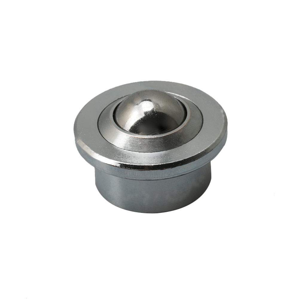 Heavy Duty Carbon Steel Bulls Eye Wheel Bearing for Transmission System 15Mm