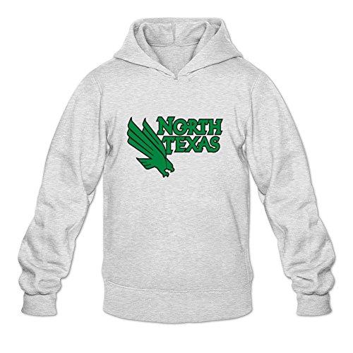 Oryxs Men's North Texas Mean Green Sweatshirt Hoodie M Light - The Southlake Of Shops