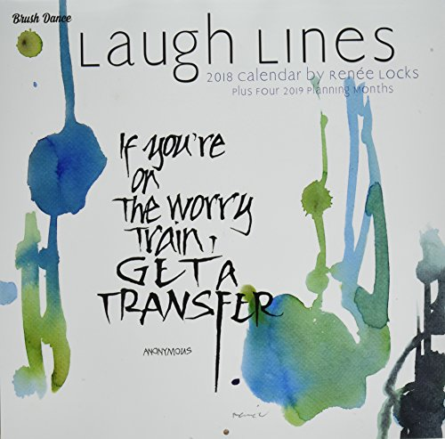 Laugh Lines 2018 Calendar: Plus Four 2019 Planning Months