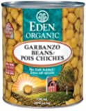 Eden Foods Organic Garbanzo Beans, 796 ml