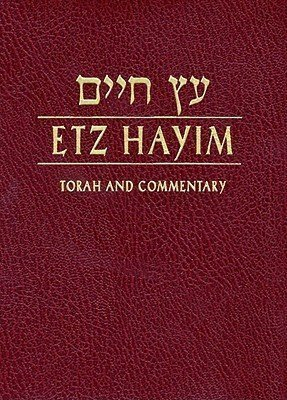 Etz Hayim: Torah and Commentary - Travel size