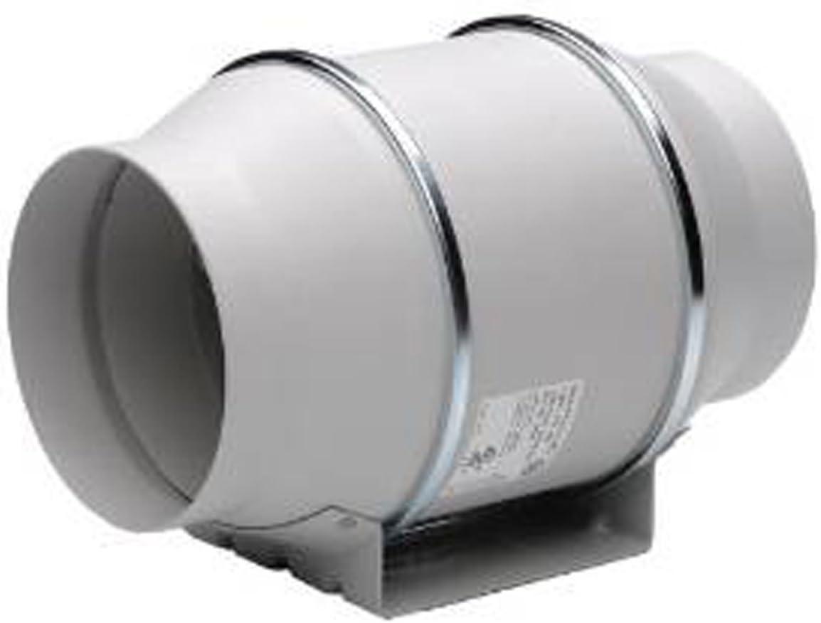 Soler & Palau TD-100 X ventilador de escape In-Line: Amazon.es ...