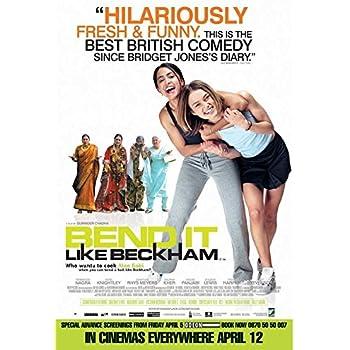 Bend it like beckham movie poster
