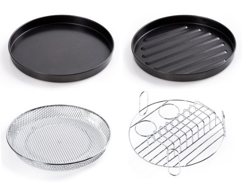 Secura Turbo Oven MINI 4-Piece Deluxe Accessory Set