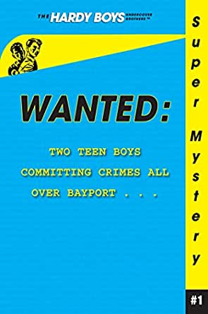 hardy boys undercover brothers pdf free download