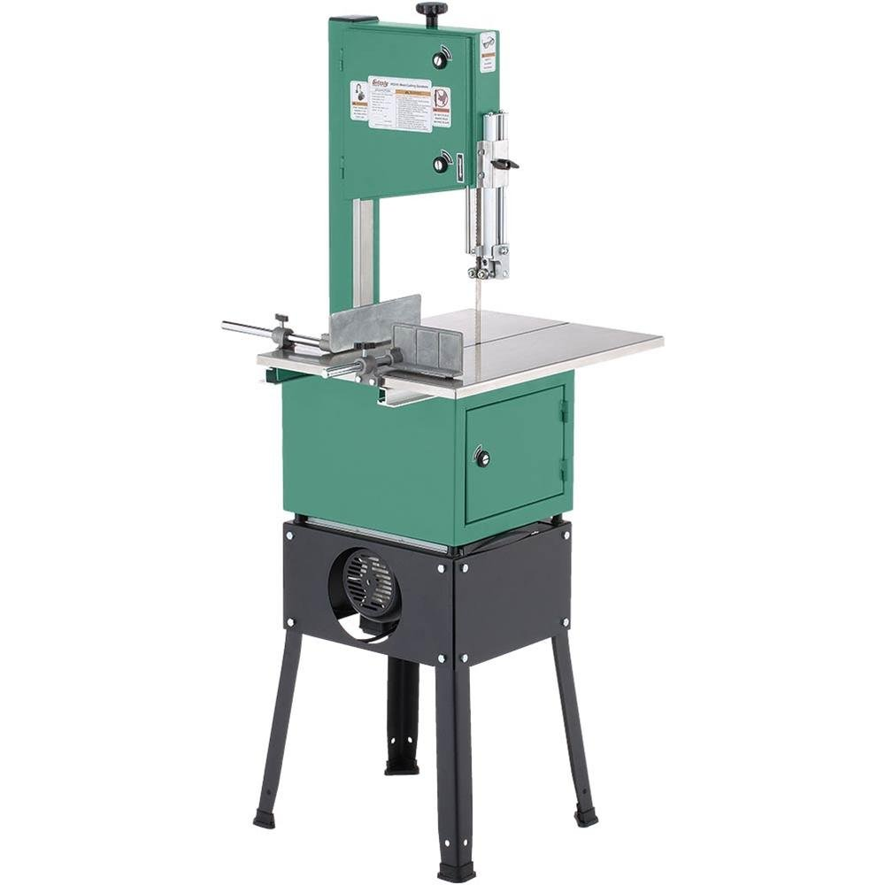 Grizzly H6246 Heavy-Duty Meat Saw with Sliding Table by Grizzly