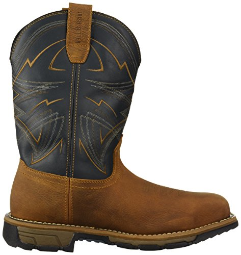 Irish Setter Work Hombre Marshall Impermeable 11 Pull-on Bota Marrón / Azul