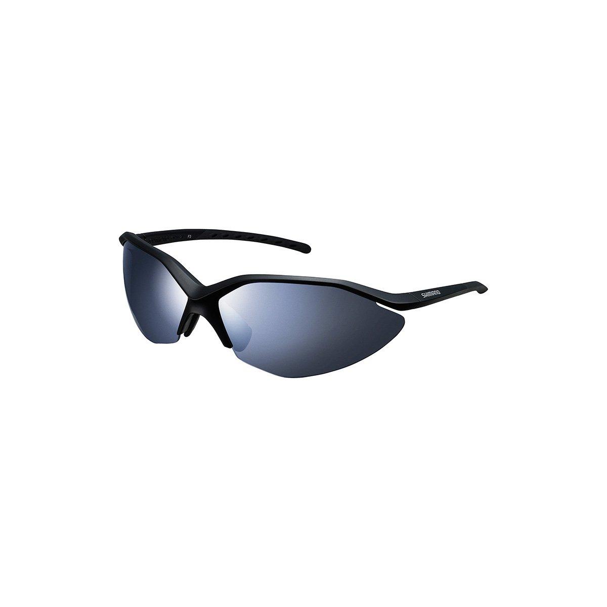41c68d46043 Amazon.com  SHIMANO R-Series Cycling Sunglasses - S52R (MAT Black Black)   Sports   Outdoors