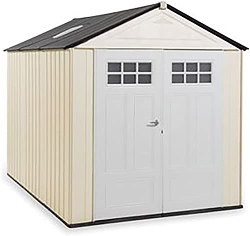 Rubbermaid Big Max Ultra Storage Shed, 7-foot by 10-foot 1862706