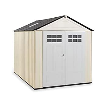 Rubbermaid Big Max Ultra Storage Shed, 7-foot by 10-foot (1862706