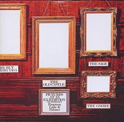 Pictures at an Exhibition by Emerson Lake & Palmer [2011] Audio CD (Sony Emerson)