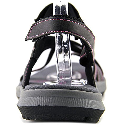 Bearpaw Marlene Mujer Us 8 Black Slingback Sandal