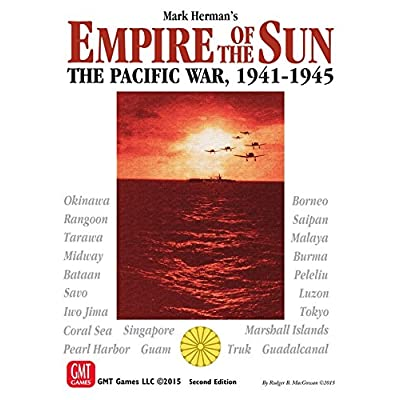 Empire of the Sun Second Edition Reprint: Toys & Games [5Bkhe0206888]
