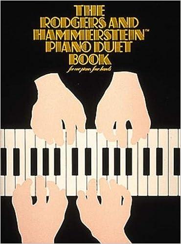 Book Rodgers & Hammerstein Piano Duet Book (Catalog No. 00312691) (1981-01-01)