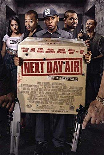 Next Day Air Poster Movie 27x40 Debbie Allen Mike Epps Donal