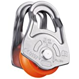 Petzl – Oscillante Pulley – Silver, Outdoor Stuffs