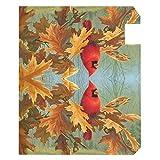 Wamika Autumn Melody Mailbox Covers Oversized Fall