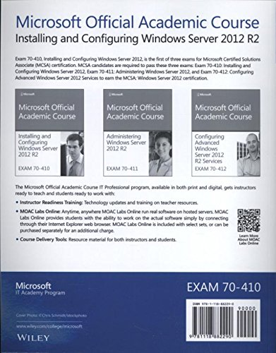 70 410 installing and configuring windows server 2012 r2 lab manual 70 410 installing and configuring windows server 2012 r2 lab manual microsoft official academic course 9781118882290 books amazon fandeluxe Choice Image