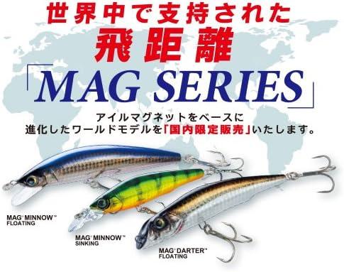 Superb Yo-Zuri Magnet Mag Darter 120mm 16g Lure Bass Pike Tropical