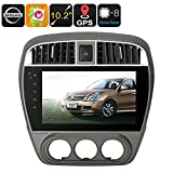 One DIN Android Media Player Android 6.0 10.2 Inch For Nissan Cars WiFi 3G CAN BUS Octa Core 2GB RAM GPS HD Display