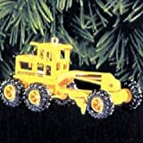 Tonka Road Grader 1998 Hallmark Ornament QX6483 by Hallmark