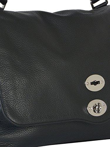 Zanellato Borsa A Mano Donna 61161802 Pelle Nero