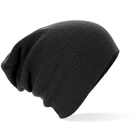 Beechfield Slouch Beanie Einheitsgröße,black Einheitsgröße,Black