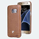 Capa para Galaxy S7 Original, Pierre Cardin, PC29-02, Marrom