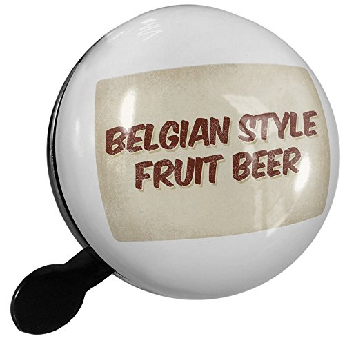Small Bike Bell Belgian Style Fruit Beer, Vintage style - - Beer Fruit Belgian