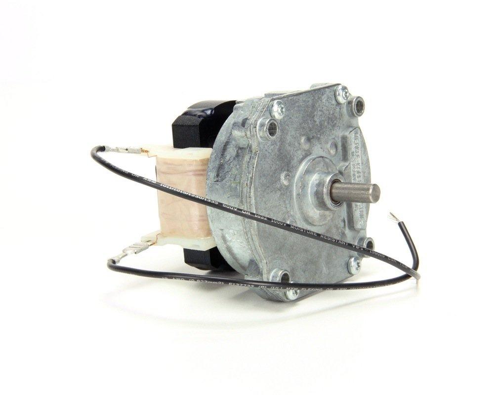 Apw Wyott 85143 Gear Motor, 230-Volt 60 Hertz 9 rotations Per Minute
