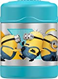 Thermos Funtainer 10 Ounce Food Jar, Minions (Color/design May Vary)