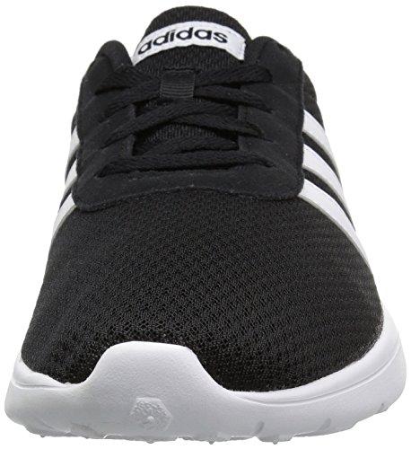 Ofertas excelentes de venta Racer Lite Funcionamiento Básico Del Zapato De Los Hombres De Adidas Negro / Blanco / Blanco La última venta en línea Visita en línea pNhhkXdKM