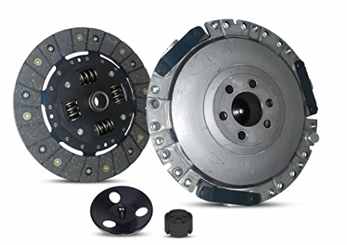Clutch Kit Works With Replacement Vw Golf Jetta Golf GTI 8-Valve Gl Carat Base Gt Wolfsburg GLI 1984-1992 1.8L l4 GAS Naturally Aspirated (Fits 8 valve engine only)