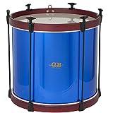 Instrumentos DB 8400053251442Drum Cofradia 38x 34cm Blue