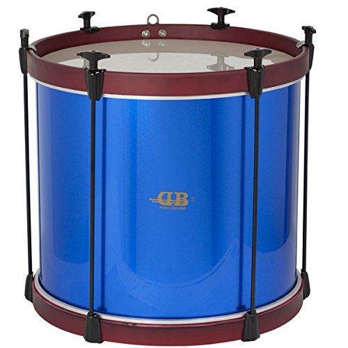 Instrumentos DB 8400053241443Drum Cofradia 40x 34cm Blue by Instrumentos DB