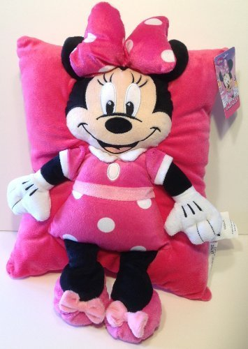 Disney Mickey Mouse Classic Plush Character Pillow Jay Franco and Sons Inc JF16653CD