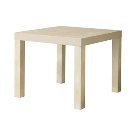 ikea lack side table birch effect - End Tables Ikea