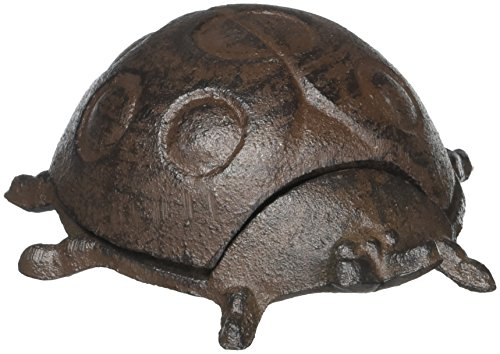 Cast Iron Ladybug Key Hider (SS-KHD-14964)